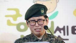 Primeira militar transexual da Coreia do Sul é encontrada morta